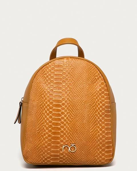 Žlutý batoh NOBO