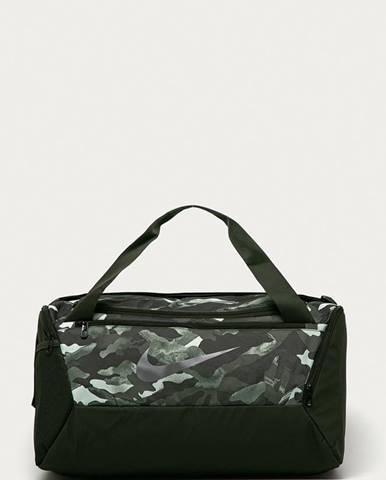 Zelený kufr nike