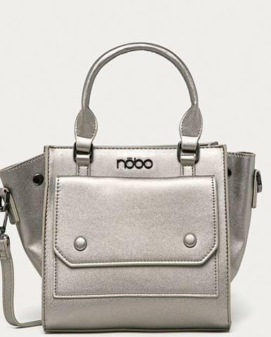 Stříbrná kabelka NOBO