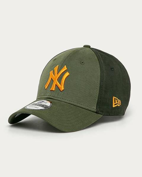 Zelená čepice new era
