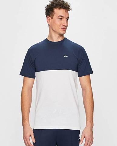 Modré tričko vans
