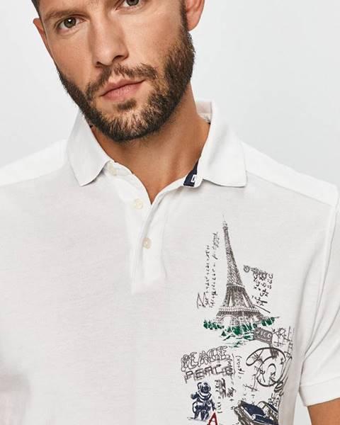 Bílé tričko desigual