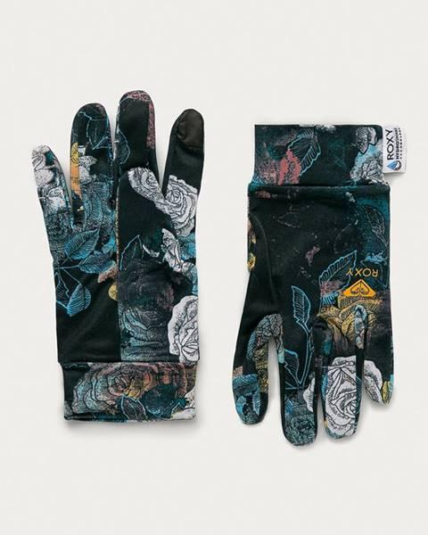 Modré rukavice roxy