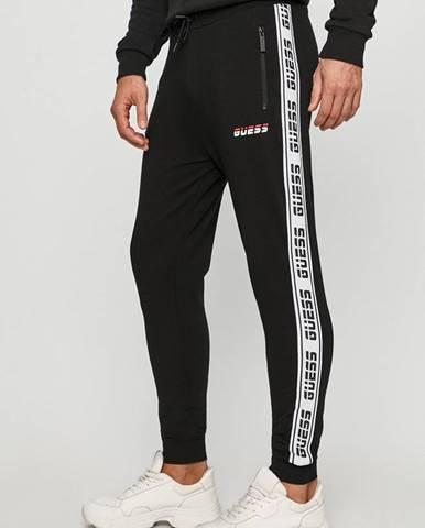 Černé kalhoty Guess
