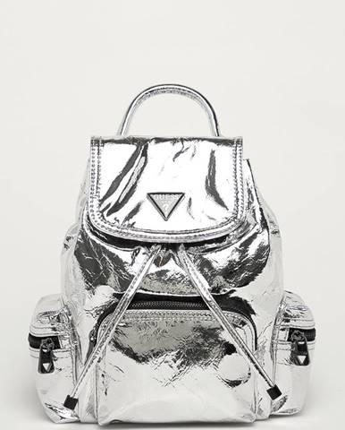 Stříbrný batoh Guess