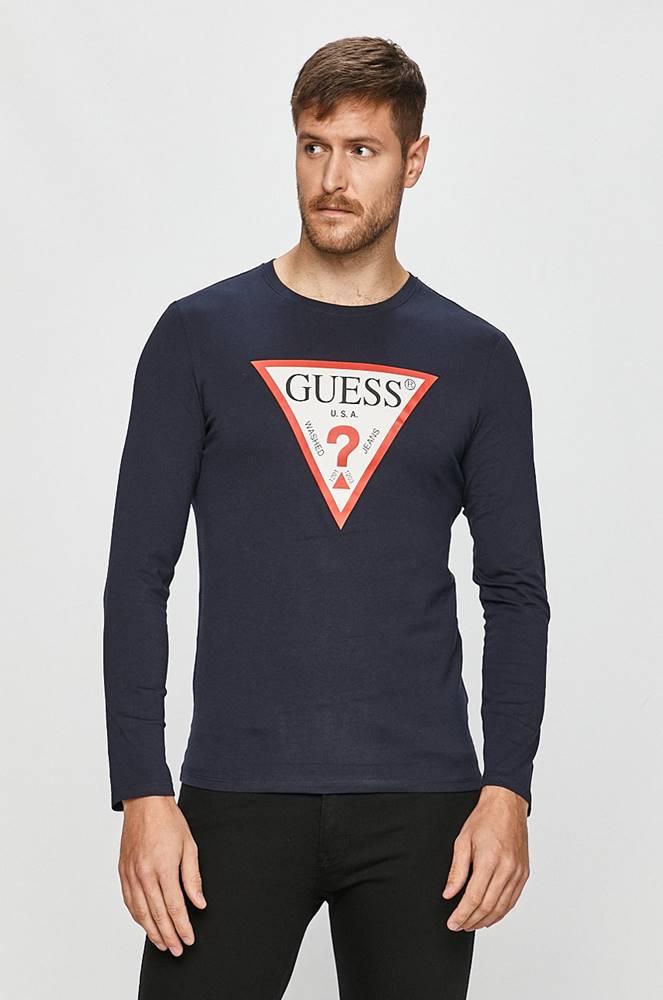 Guess Guess Jeans - Tričko s dlouhým rukávem
