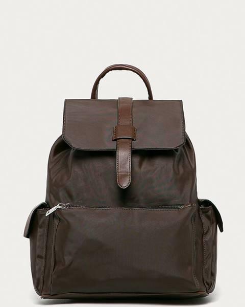 Hnědý batoh Answear Lab
