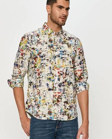 Vícebarevná košile desigual