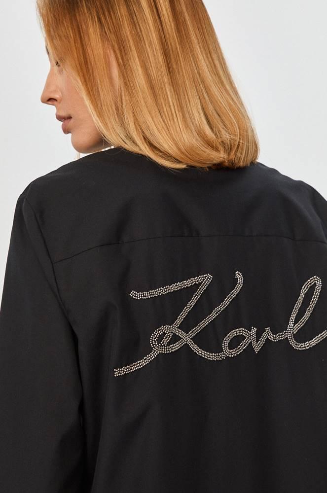 karl lagerfeld Karl Lagerfeld - Bavlněné tričko