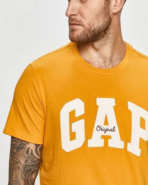 Žluté tričko GAP