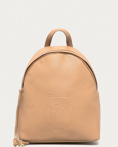 Béžový batoh NOBO