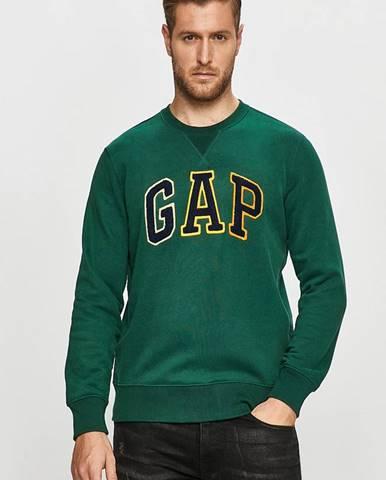 Zelená mikina GAP