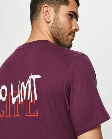Fialové tričko Prosto