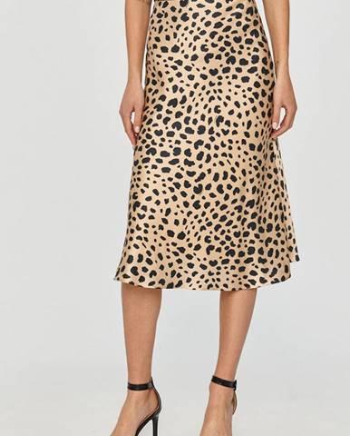 Béžová sukně Miss Sixty