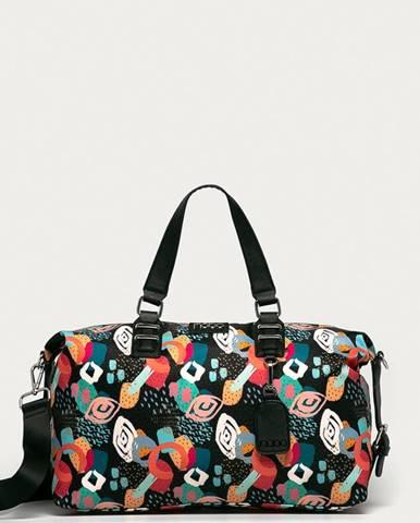 Vícebarevný kufr NOBO
