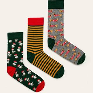 Medicine - Ponožky Xmass (3-pack)