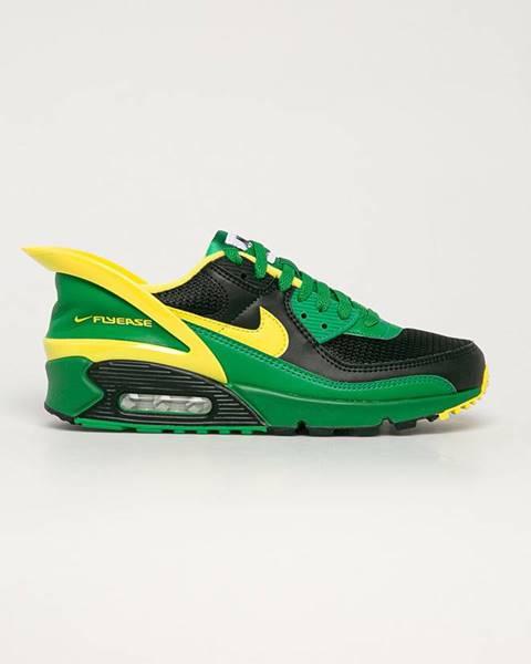 Zelené boty Nike Sportswear