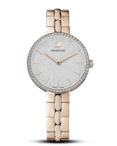 Zlaté hodinky Swarovski