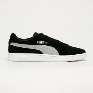 Puma - Kožené boty Smash v2