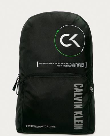 Černý batoh Calvin Klein Performance