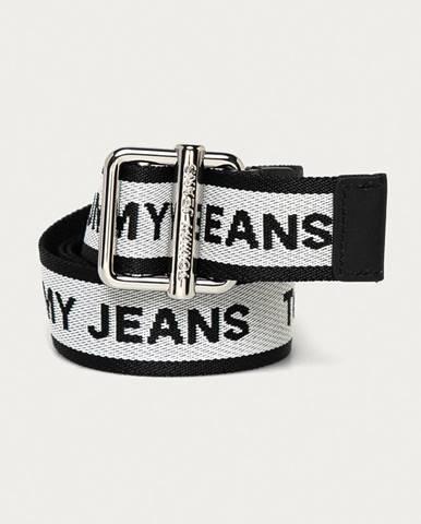 Bílý pásek Tommy Jeans