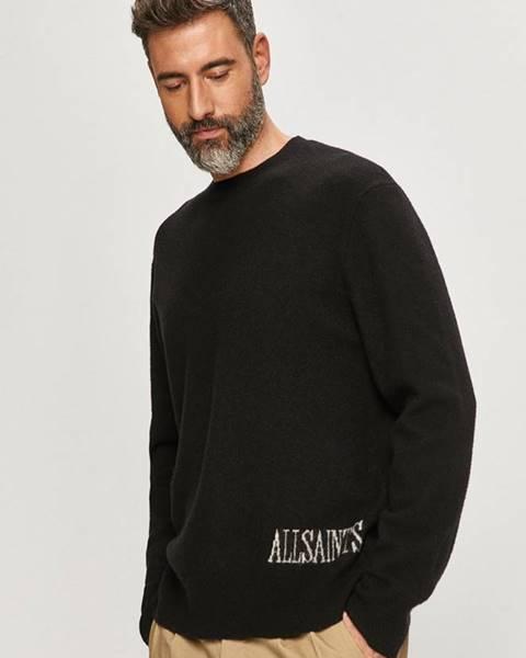 Černý svetr AllSaints