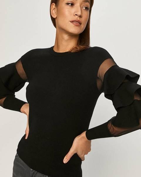 Černý svetr Love Moschino