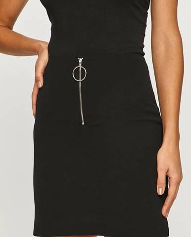 Černá sukně Morgan