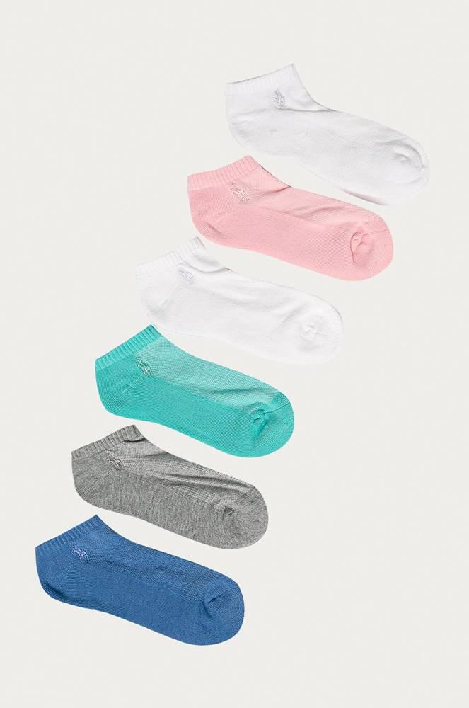 Polo Ralph Lauren Polo Ralph Lauren - Ponožky (6-pack)