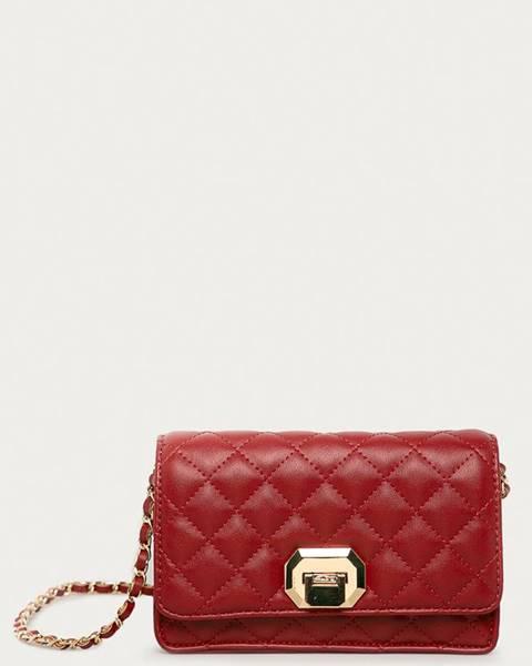 Červená kabelka aldo