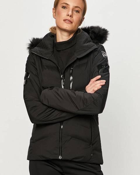 Černá bunda Rossignol