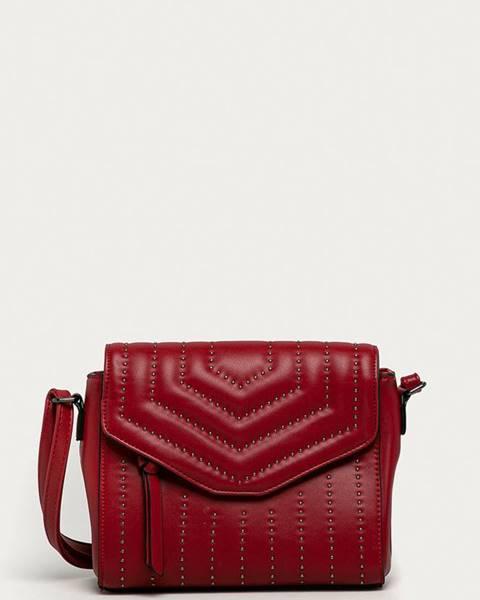 Červená kabelka Answear Lab