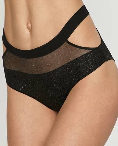 Černé spodní prádlo Undress Code