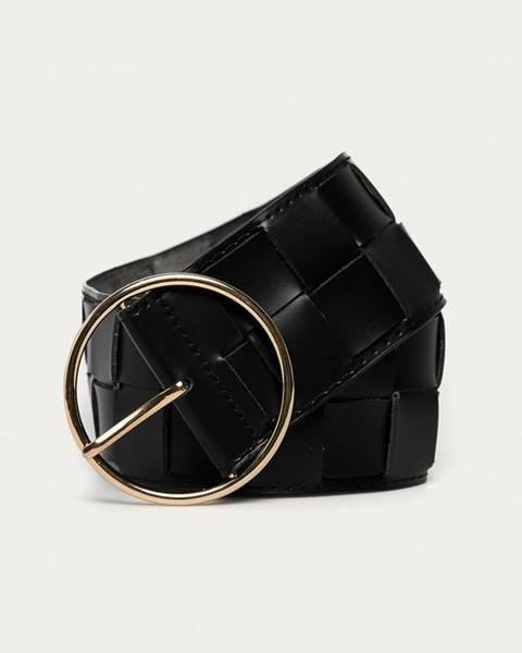 Černý pásek Answear Lab
