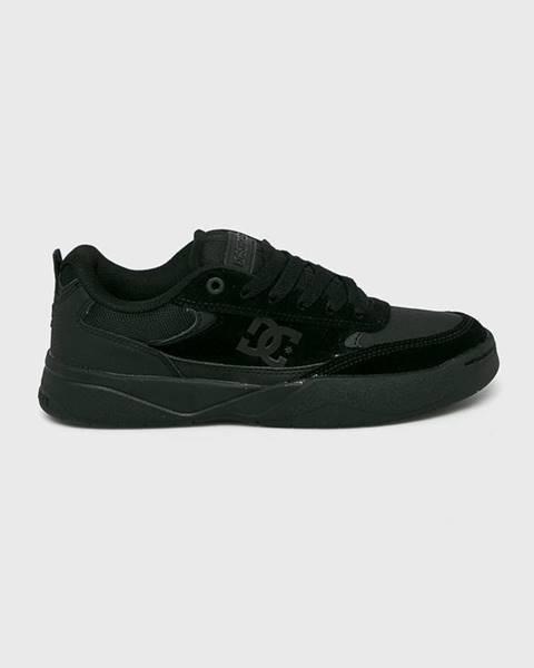 Černé boty DC