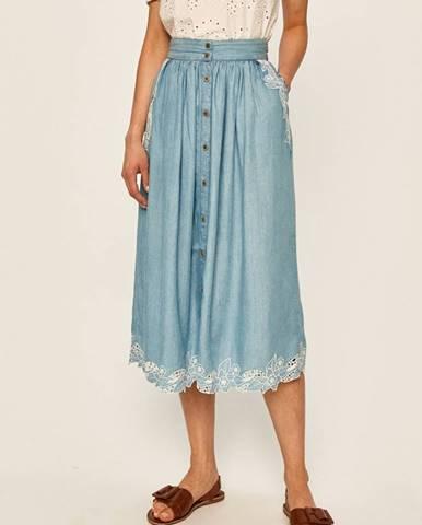 Modrá sukně pepe jeans