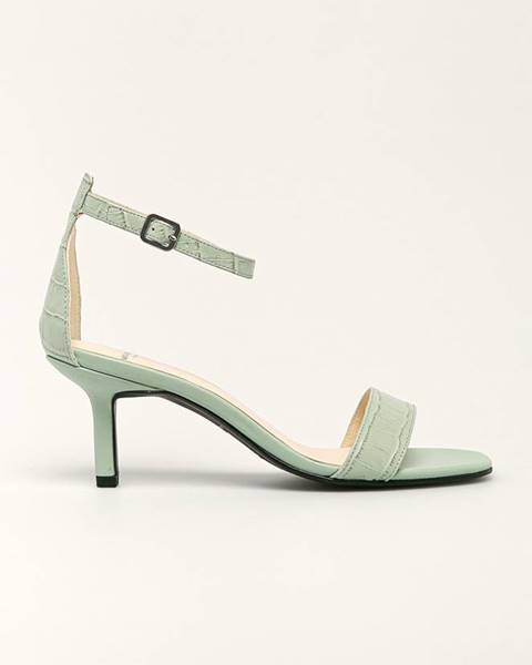 Tyrkysové boty vagabond
