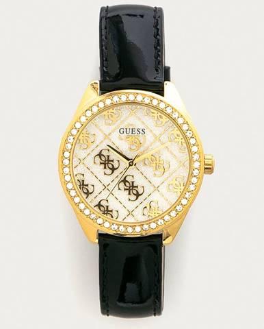 Zlaté hodinky Guess