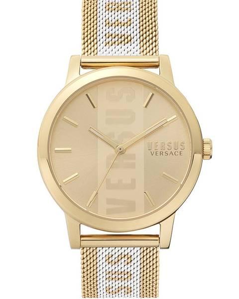 Zlaté hodinky Versus Versace
