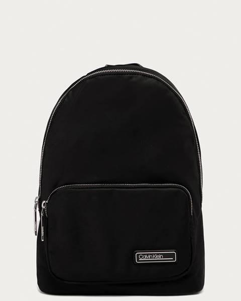 Černý batoh Calvin Klein