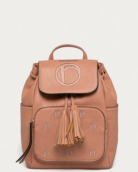 Růžový batoh NOBO