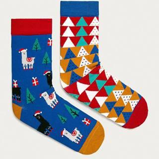 Medicine - Ponožky Animals (2-PACK)