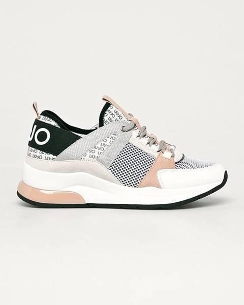Vícebarevné boty Liu Jo