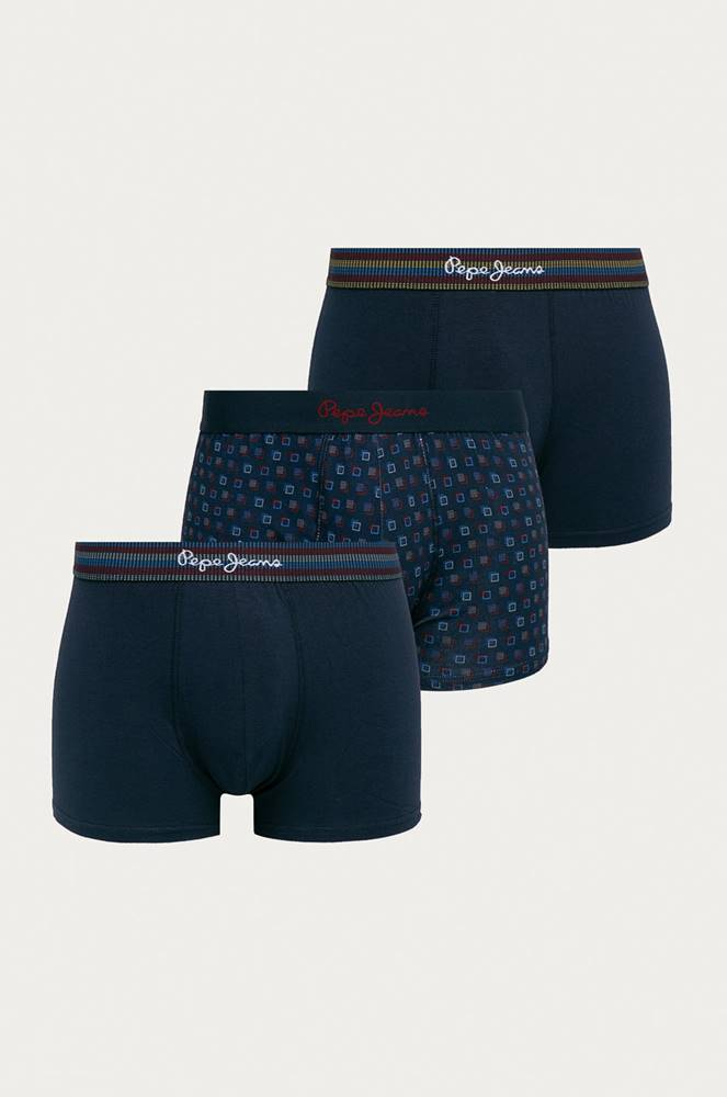 pepe jeans Pepe Jeans - Boxerky (3-PACK)