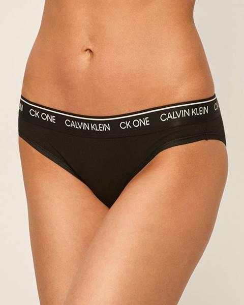 Černé spodní prádlo calvin klein underwear