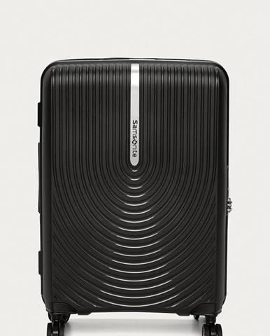 Černý kufr SAMSONITE