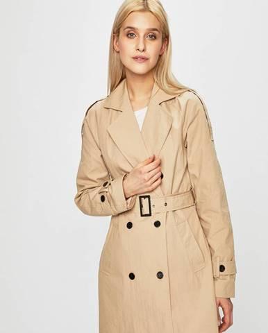 Béžová bunda Silvian Heach