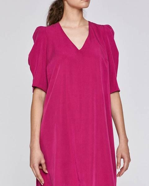 Růžové šaty MEDICINE