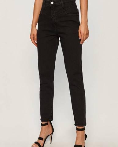 Černé kalhoty calvin klein jeans