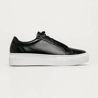 Vagabond - Kožené boty Zoe Platrorm